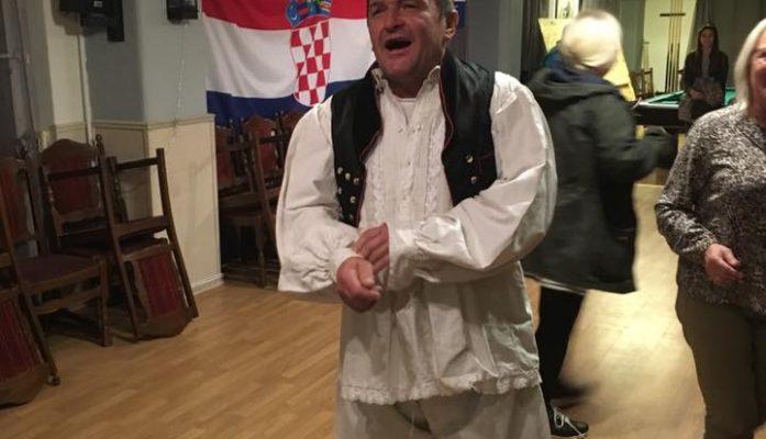 """40 godina društva """"Vladimir Nazor"""" u Eskilstuni"""