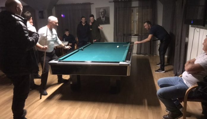 Turnir u bilijaru subota 14/3!