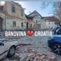 Pomoc domovini Banovini povodom potresa!